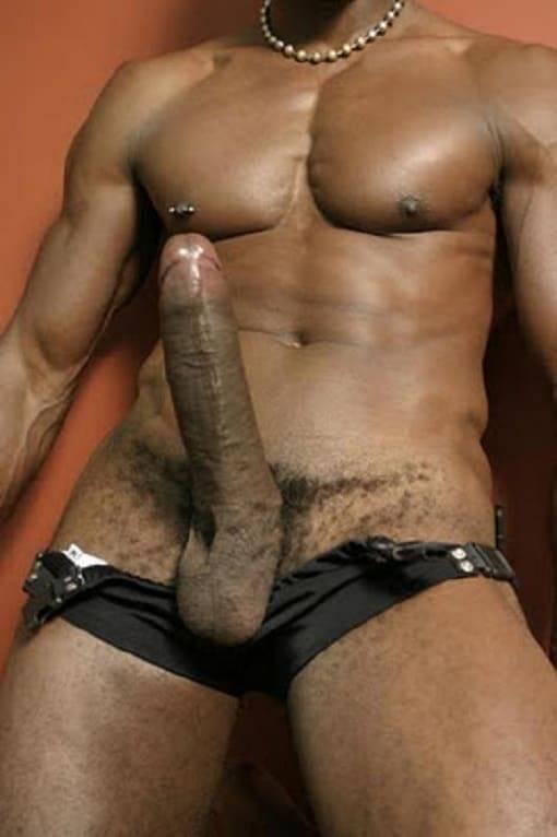 negro roludo